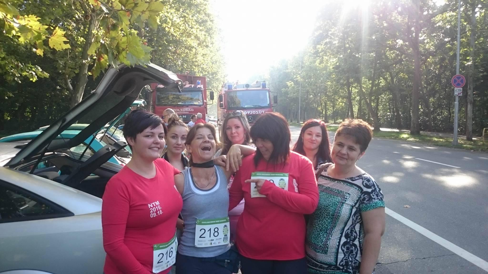 Debrecenben a Nagyerdei Terep Maraton futóversenyen_10